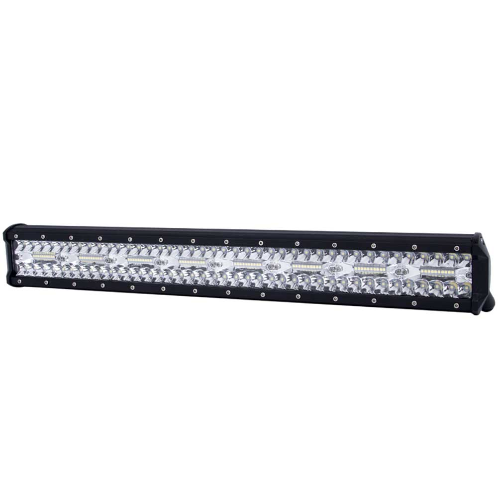 23inch CREE LED Light Bar Spot Flood OffRoad Work Driving 4WD 4x4 Reverse