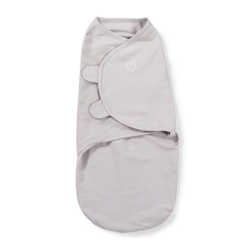 Summer Infant Original Swaddle Small Grey 1Pk