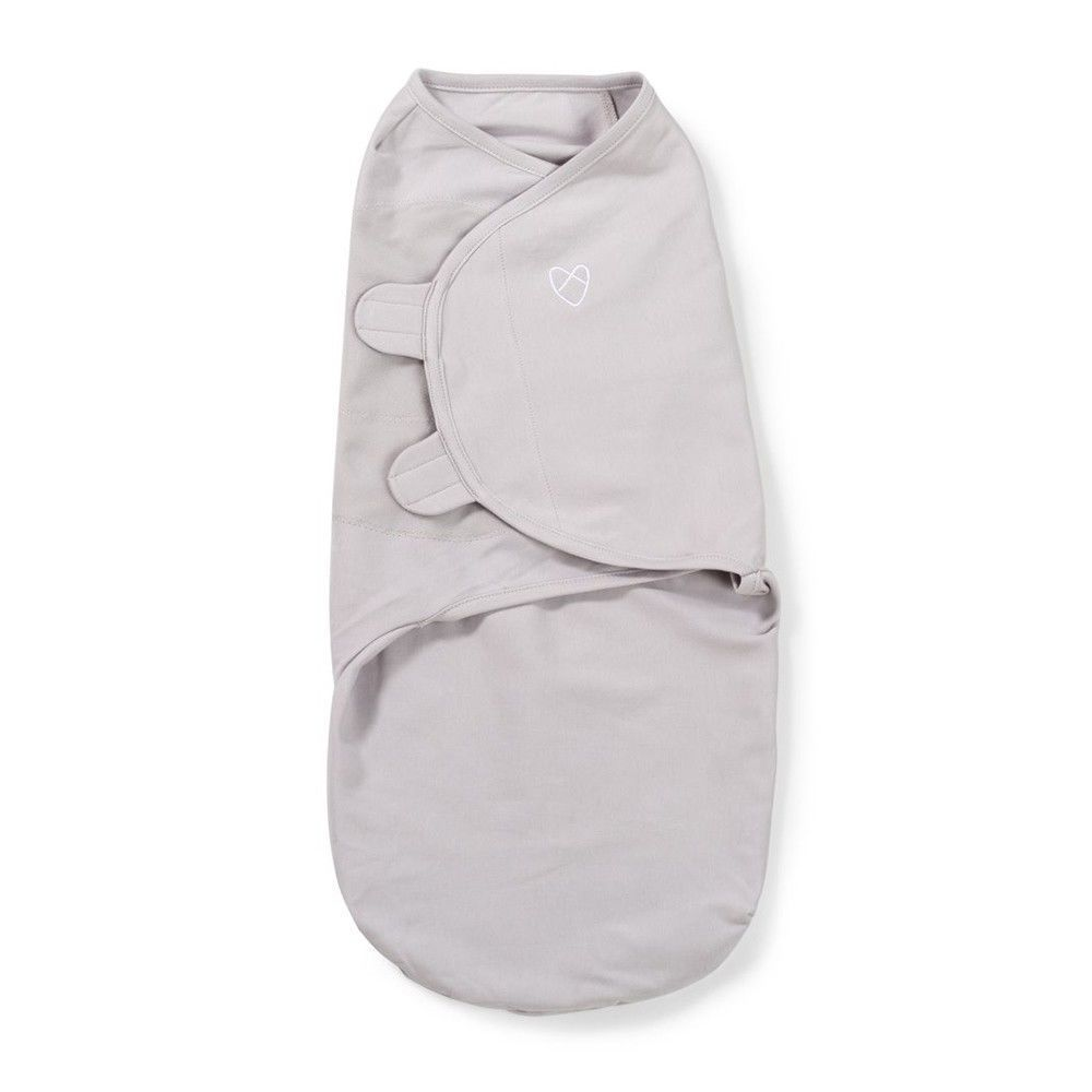 Summer Infant Original Baby Swaddle Large Grey 1Pk