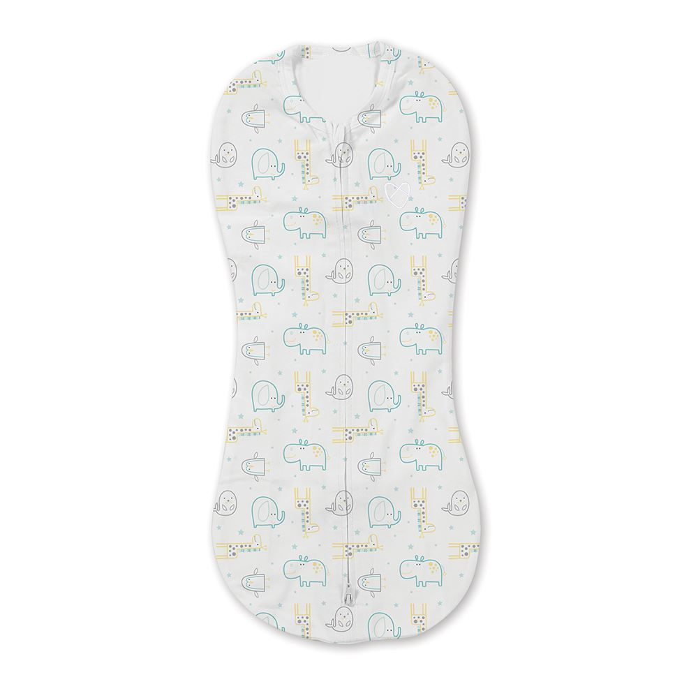 Summer Infant Swaddle Me Pod - Seal Good Time - 1Pk