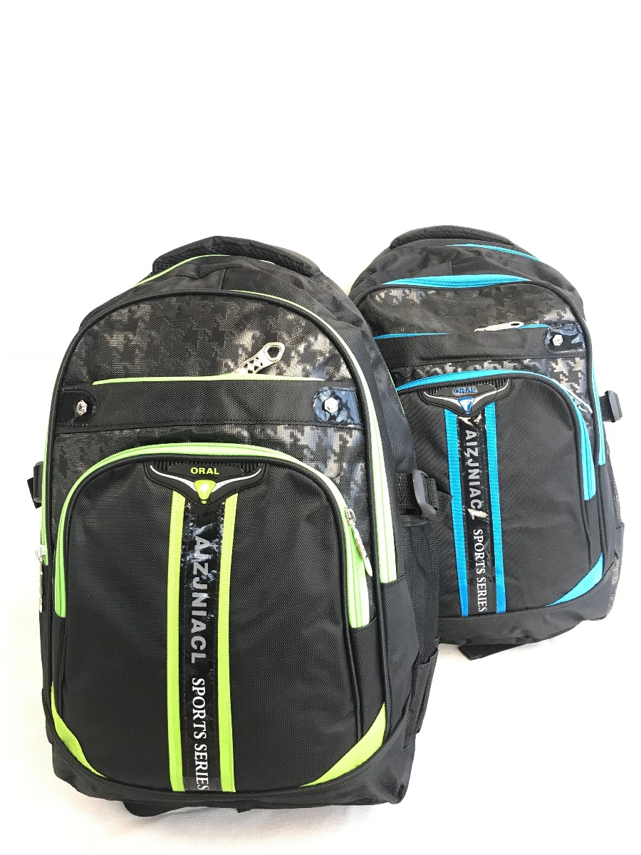 MEDUIM BACKPACK BLUE