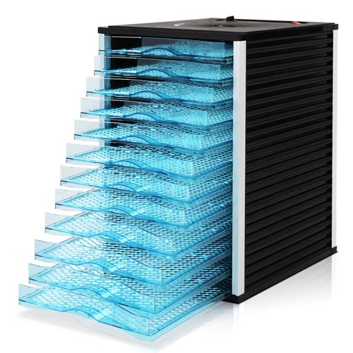 5 Star Chef Commercial Food Dehydrator with 12 Trays