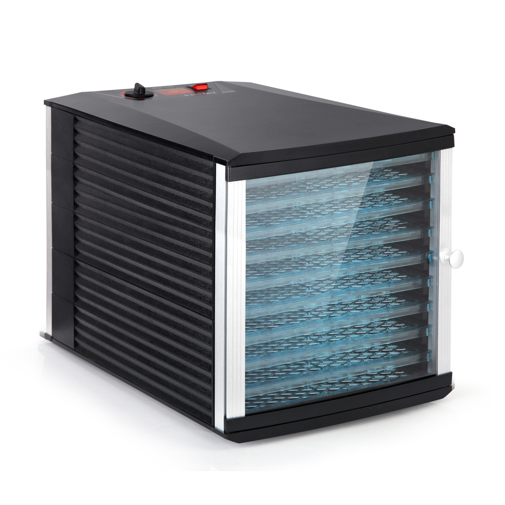 5 Star Chef Commercial Food Dehydrator with 10 Trays