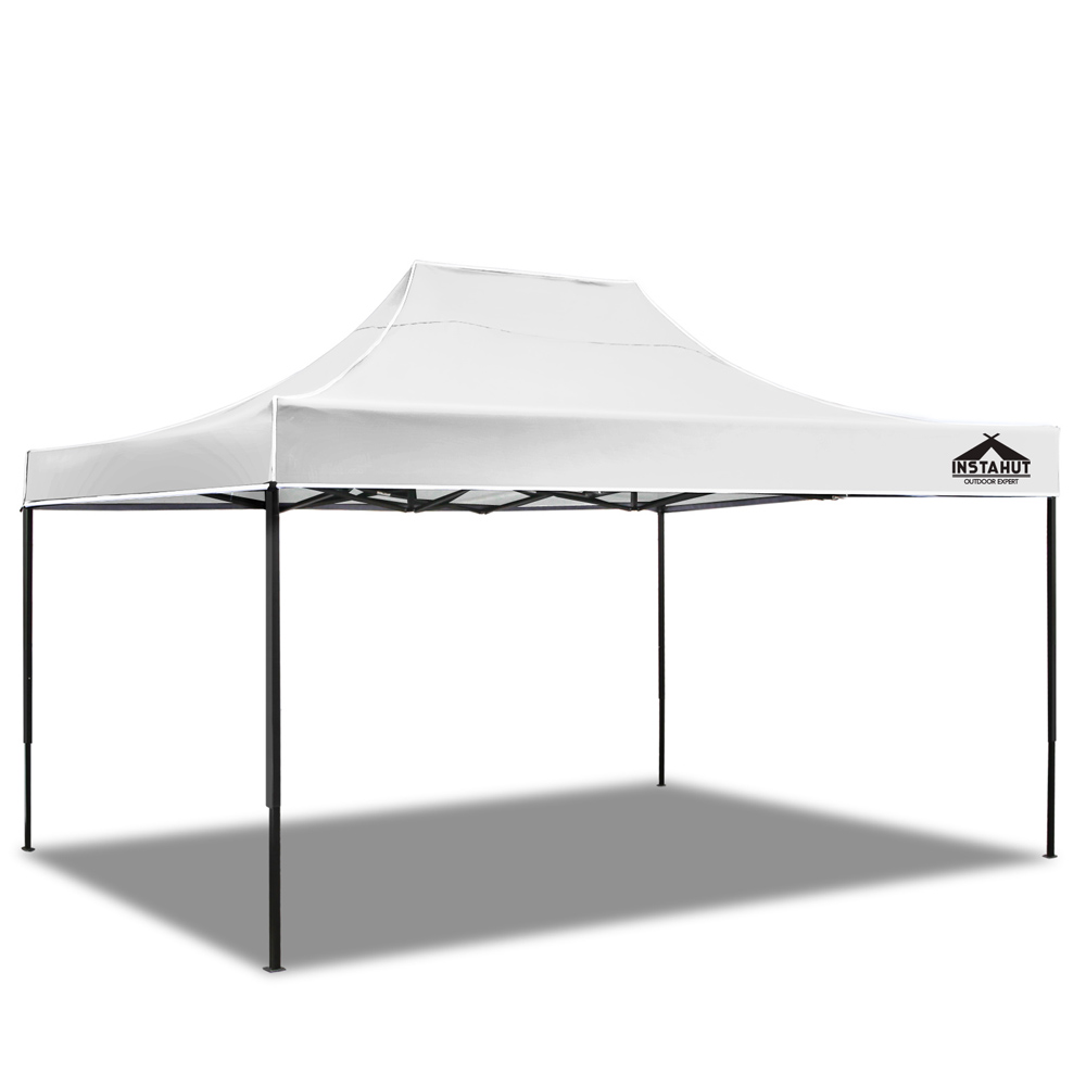 Instahut 3x4.5 Outdoor Gazebo - White