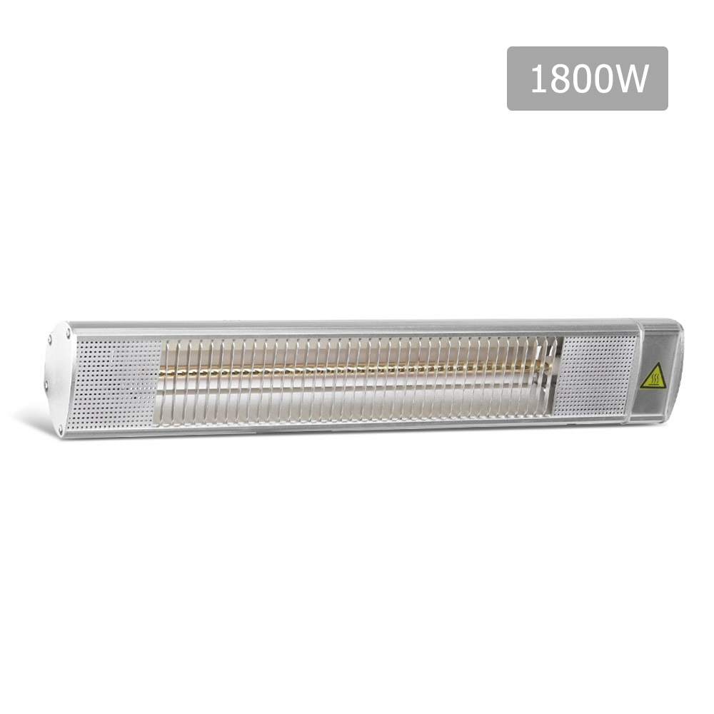 Devanti 1800W ELectric Infrared Strip Patio Heater