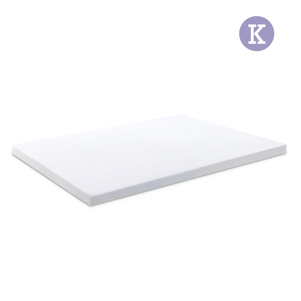 Giselle Bedding King Size Dual Layer Cool Gel Memory Foam