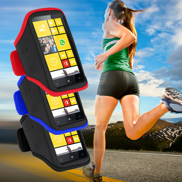EZcool Gym Running Sport Armband for Universal Mobile Phone