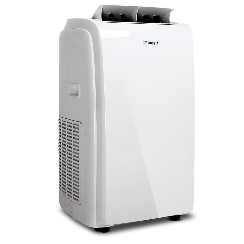 Devanti Portable Reverse Cycle Heater & Air Conditioner - White