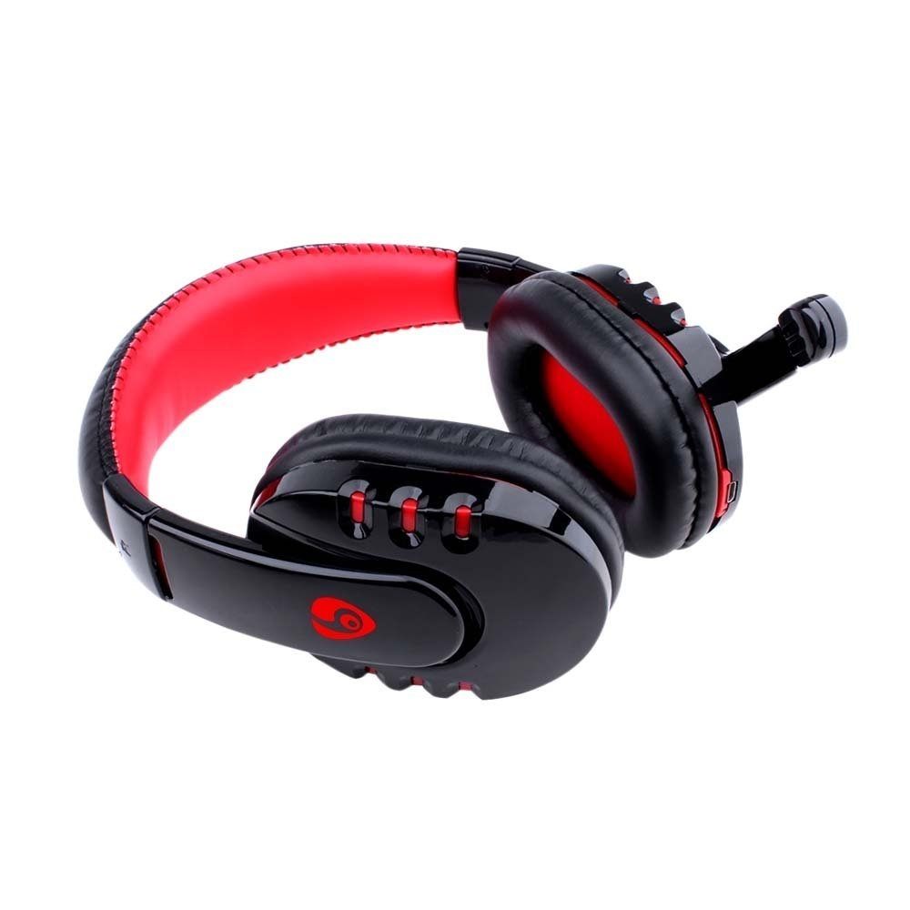 OVLENG V8-1 Over-Ear Stereo Bluetooth 4.0 + EDR Headband Wireless Foldable Headset Built-in Microphone Headphone for PC