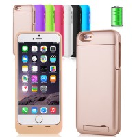 """3200mAh Charger Case (Power Battery) for 4.7"""" iPhone 6 (Green)"""