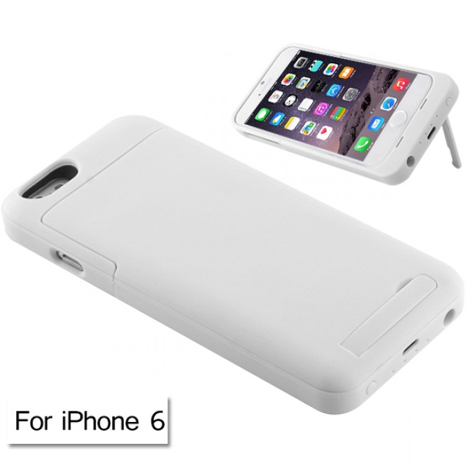 """3200mAh Charger Case (Power Battery) for 4.7"""" iPhone 6 (White)"""