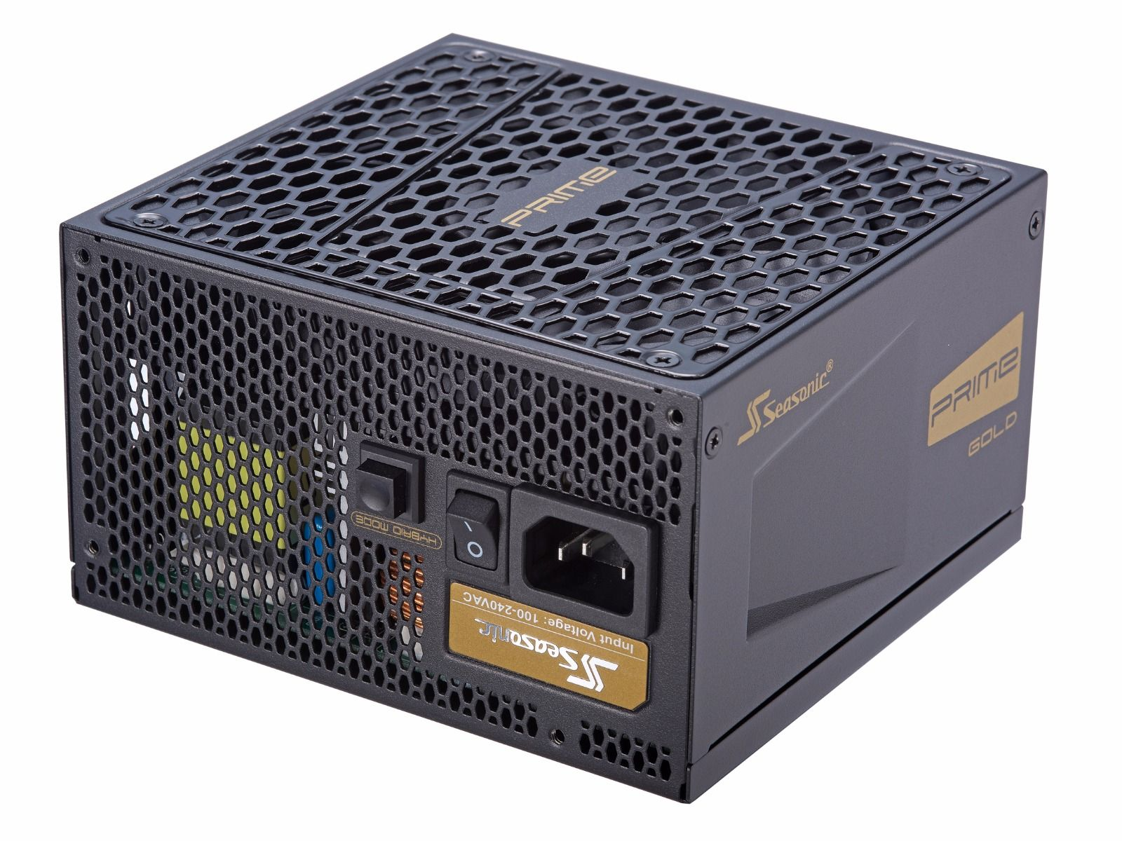 SeaSonic 550W PRIME Ultra Gold PSU (SSR-550GD2)