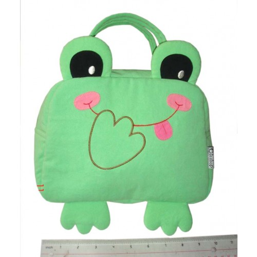 Tree Frog Lunch Box Light Green