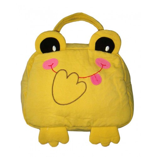 Tree Frog Lunch Box Yellow
