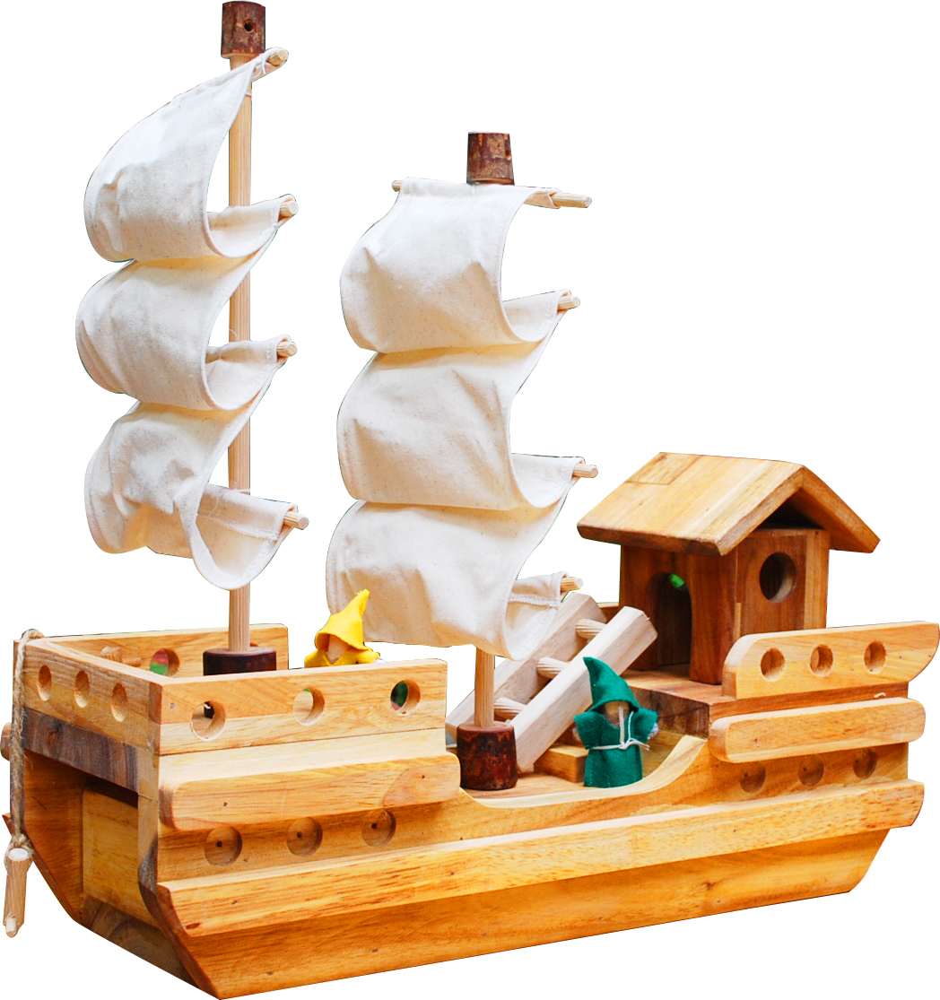 Wooden Private Ship