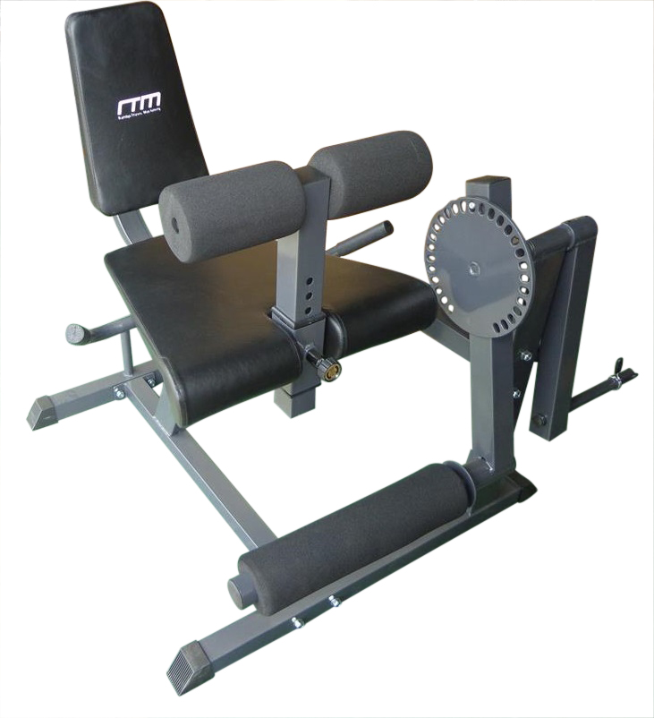 Leg Extension Curl Machine