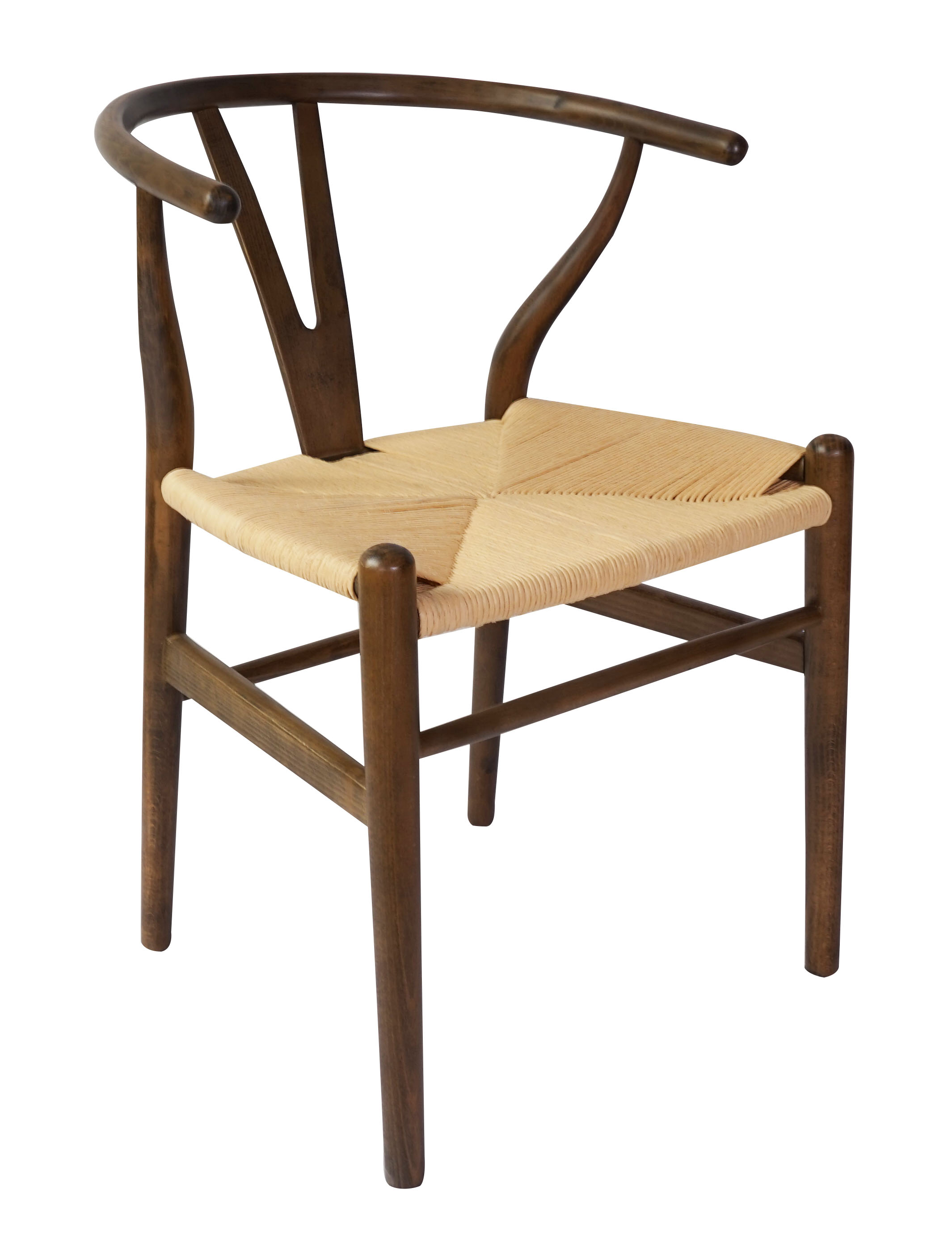 Wishbone Chair Walnut Set Of 2