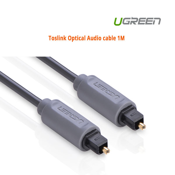 UGREEN Toslink Optical Audio cable 1M (10768)