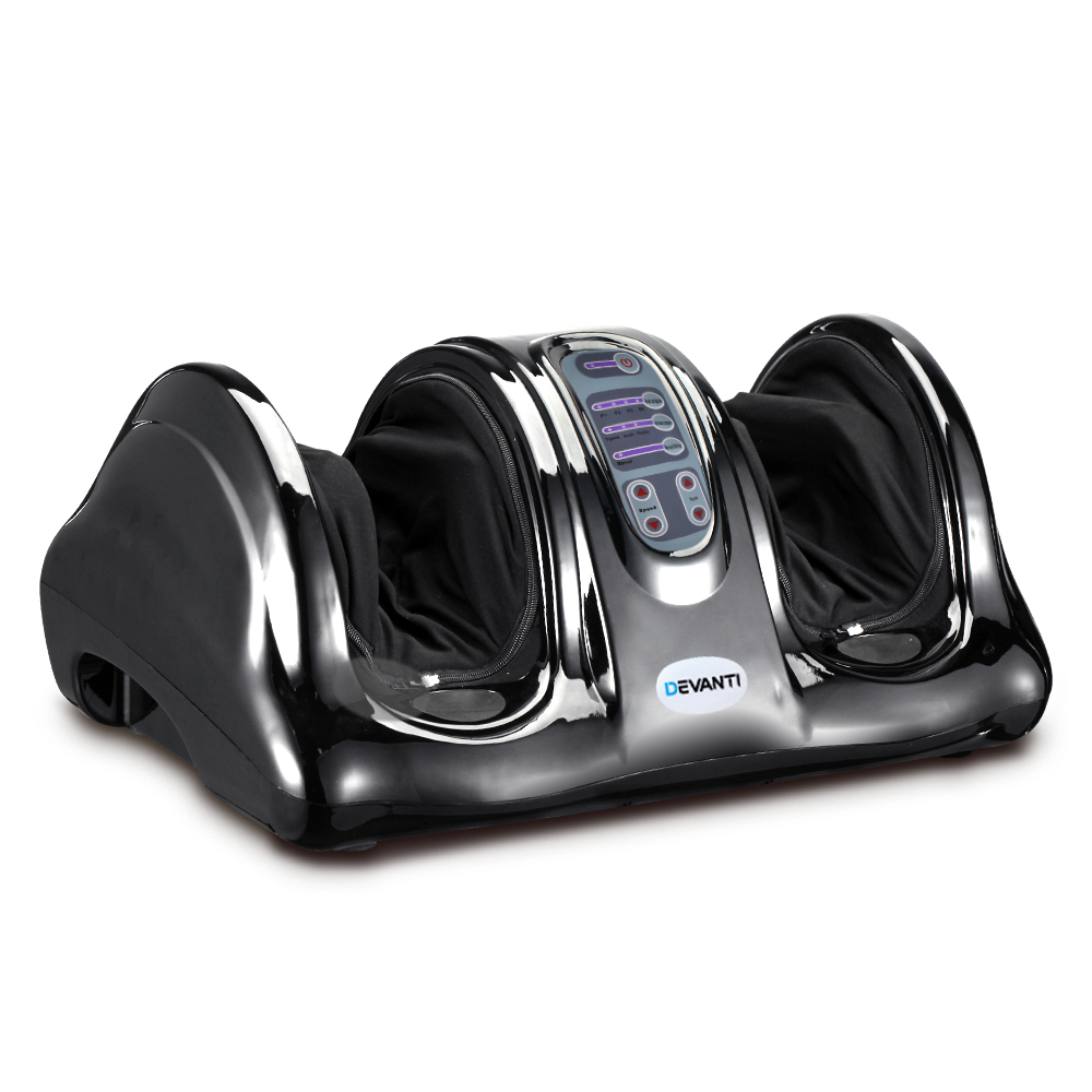 Devanti Foot Massager - Black