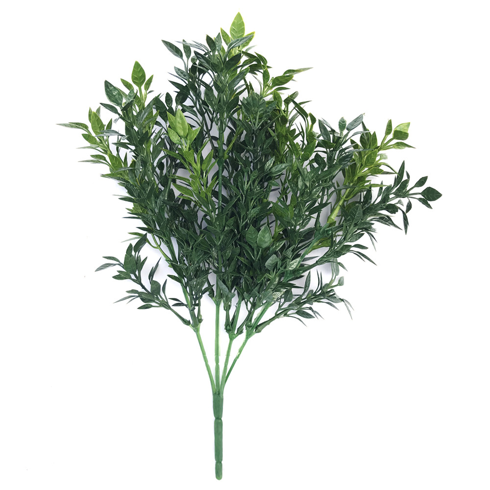 UV Artificial Boxwood Stem 30cm
