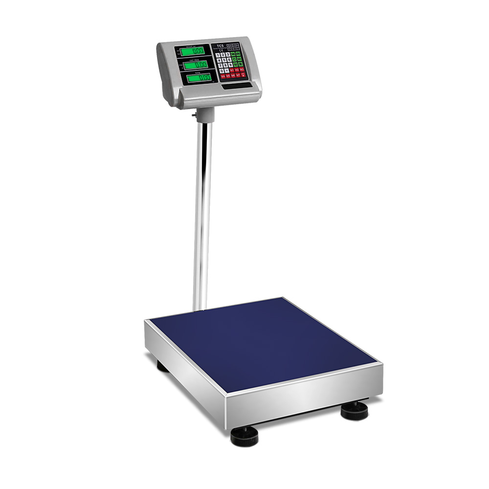 Giantz 300KG Electronic Digital Platform Scale
