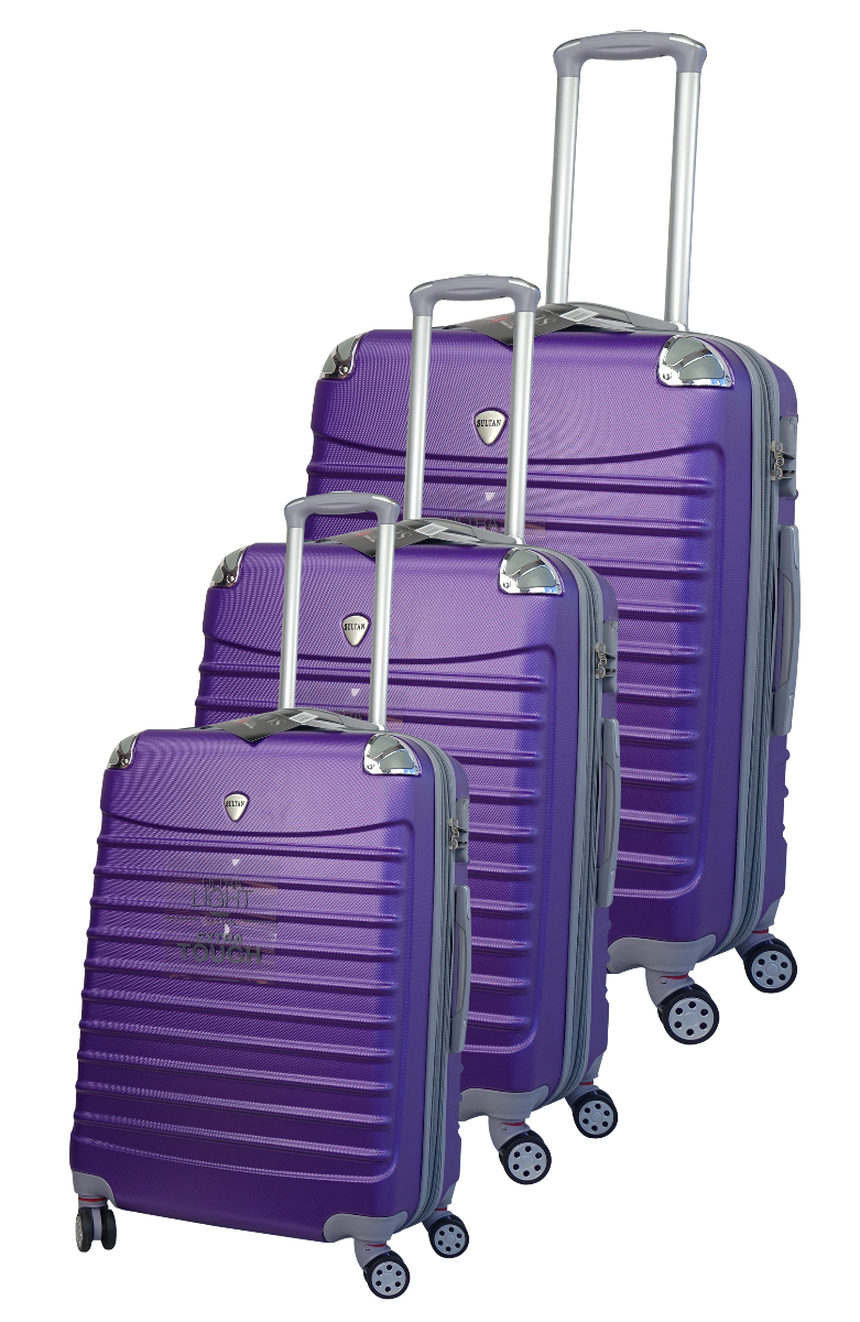 ABS Luggage Set Of Three