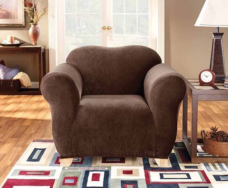 Pearson 1 Seater Coffee Sofa Cover by Sure Fit