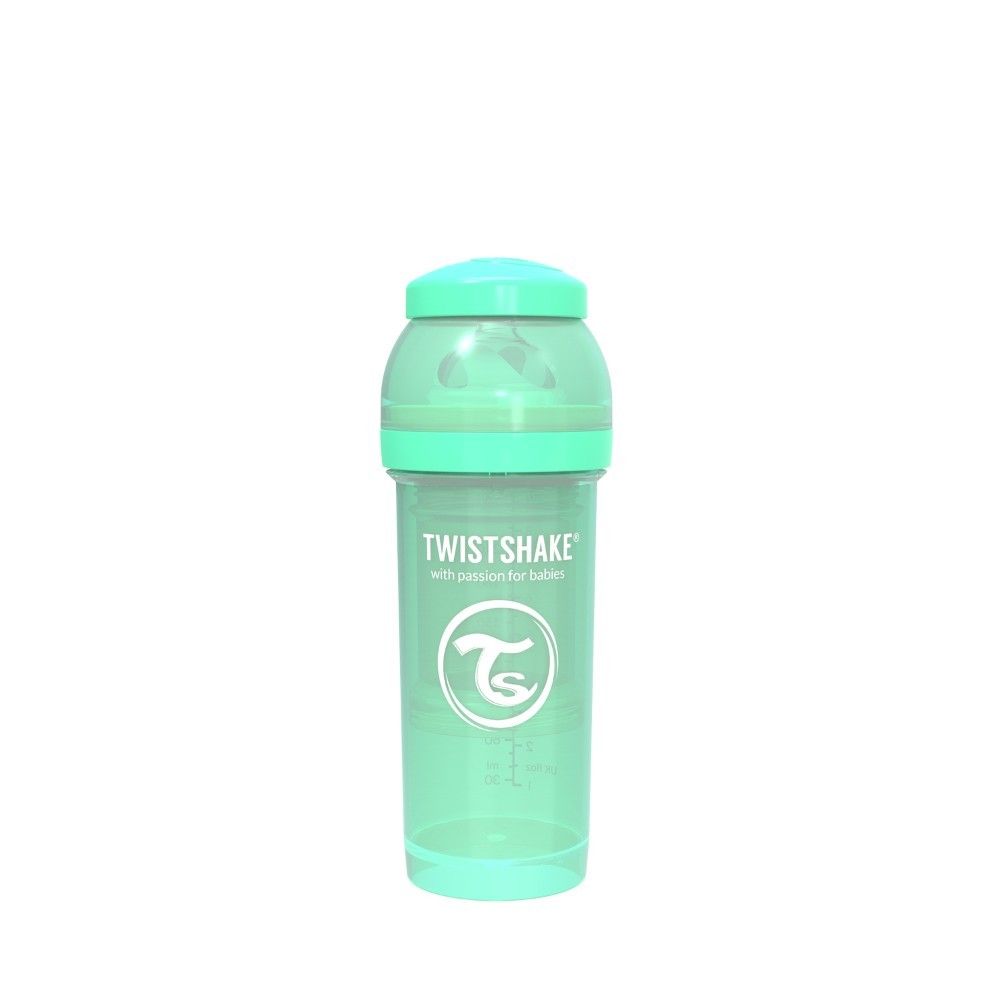 Twistshake Anti-Colic 260ml Pastel Green
