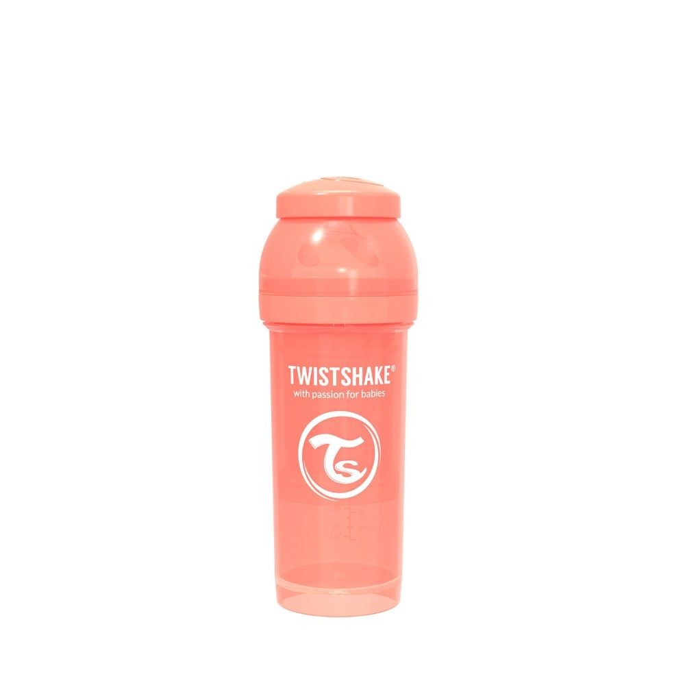 Twistshake Anti-Colic 260ml Pastel Peach
