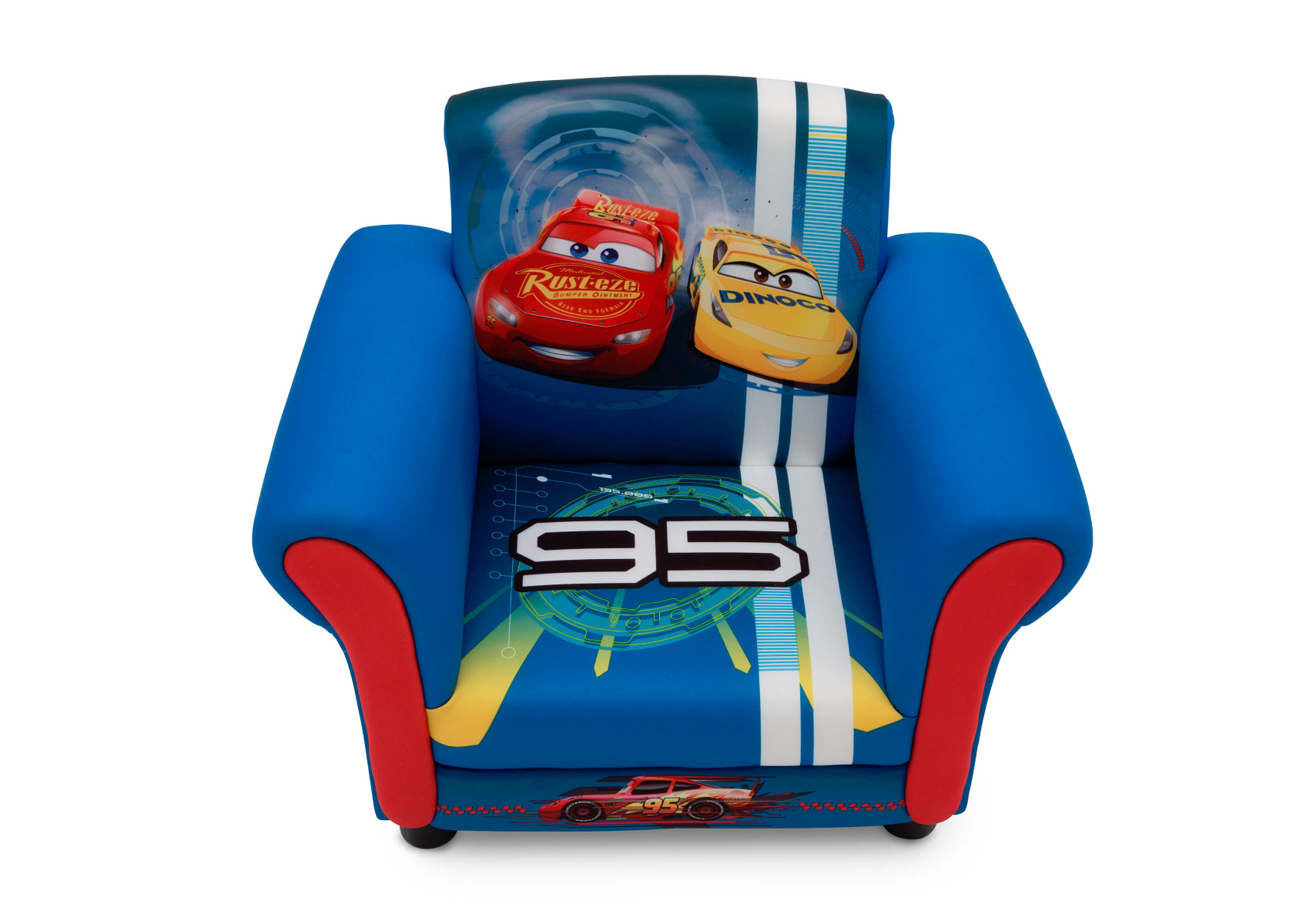Upholstered Chair - Cars