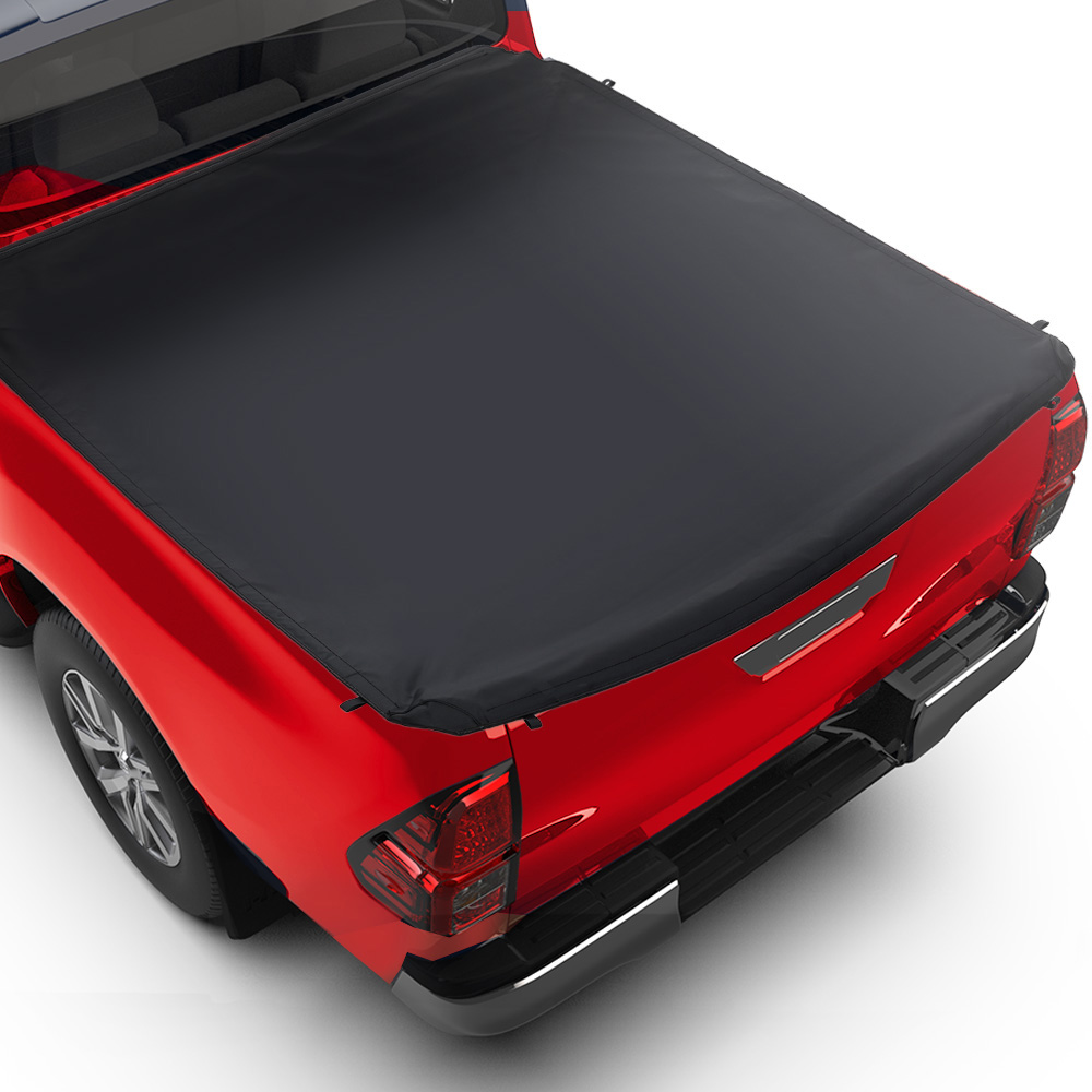 Weisshorn Fit HOLDEN COMMODORE VE VF Tonneau Cover Clip On UTE Pick Up Truck
